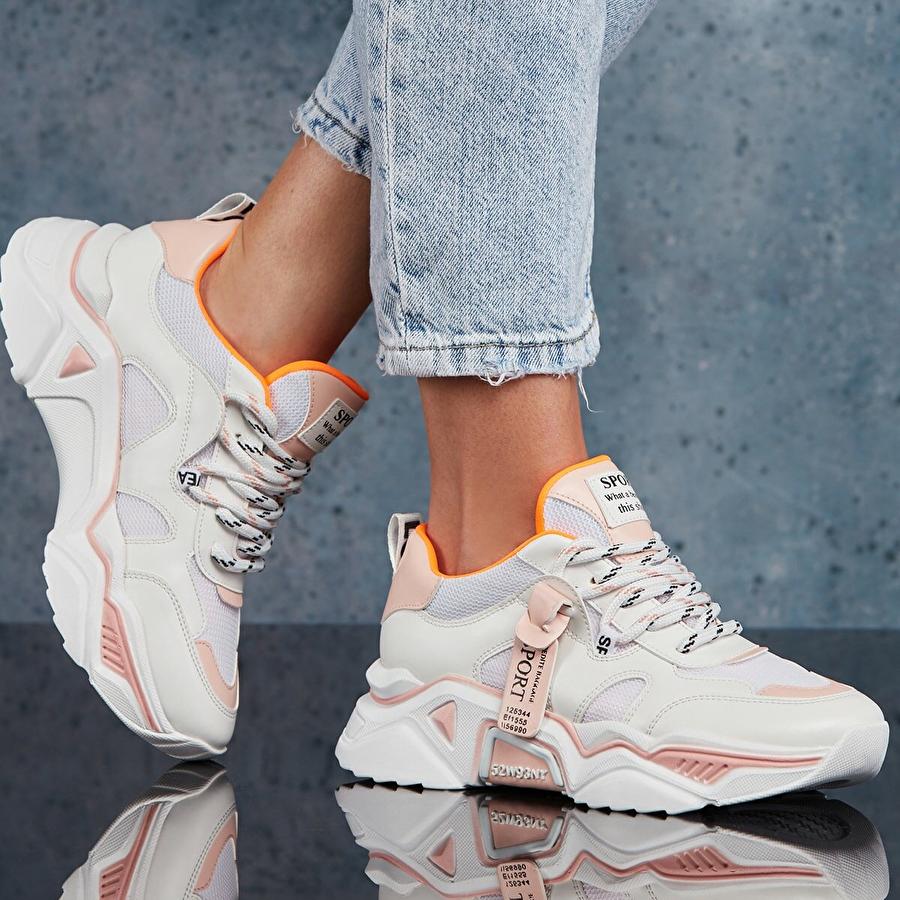 Dark Seer Kadın Sneaker Spor Ayakkabı 2020  DS.PMD239K2051