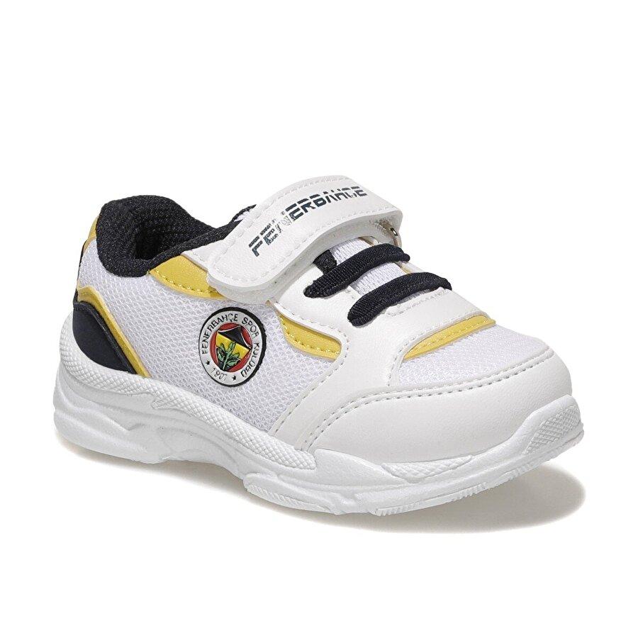 FB OLERA  Beyaz Erkek Çocuk Yürüyüş Ayakkabısı