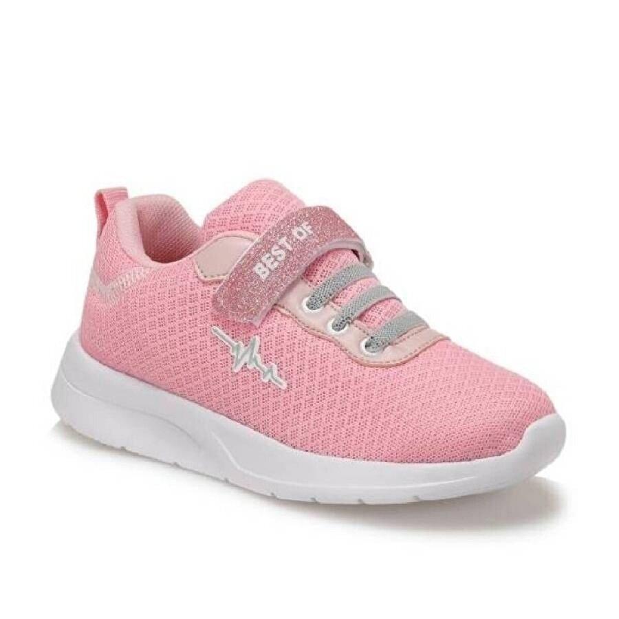Best Of Pembe Çocuk Sneaker Ayakkabı