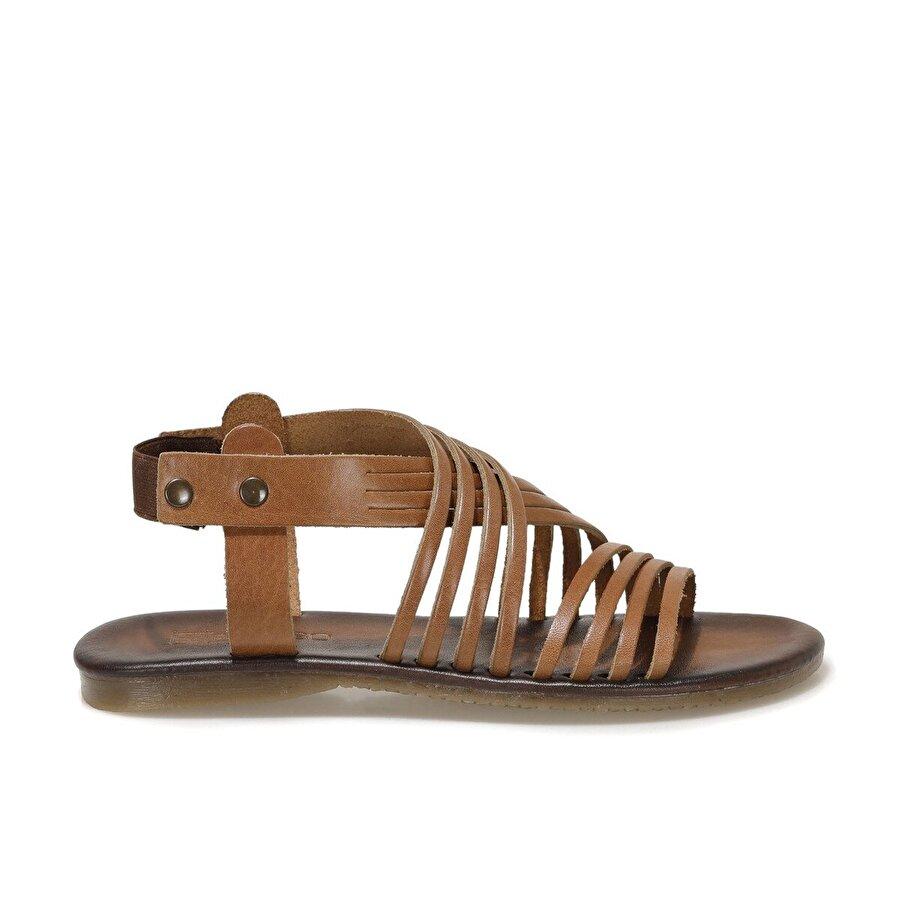 Butigo SARAH 1FX Taba Kadın Sandalet