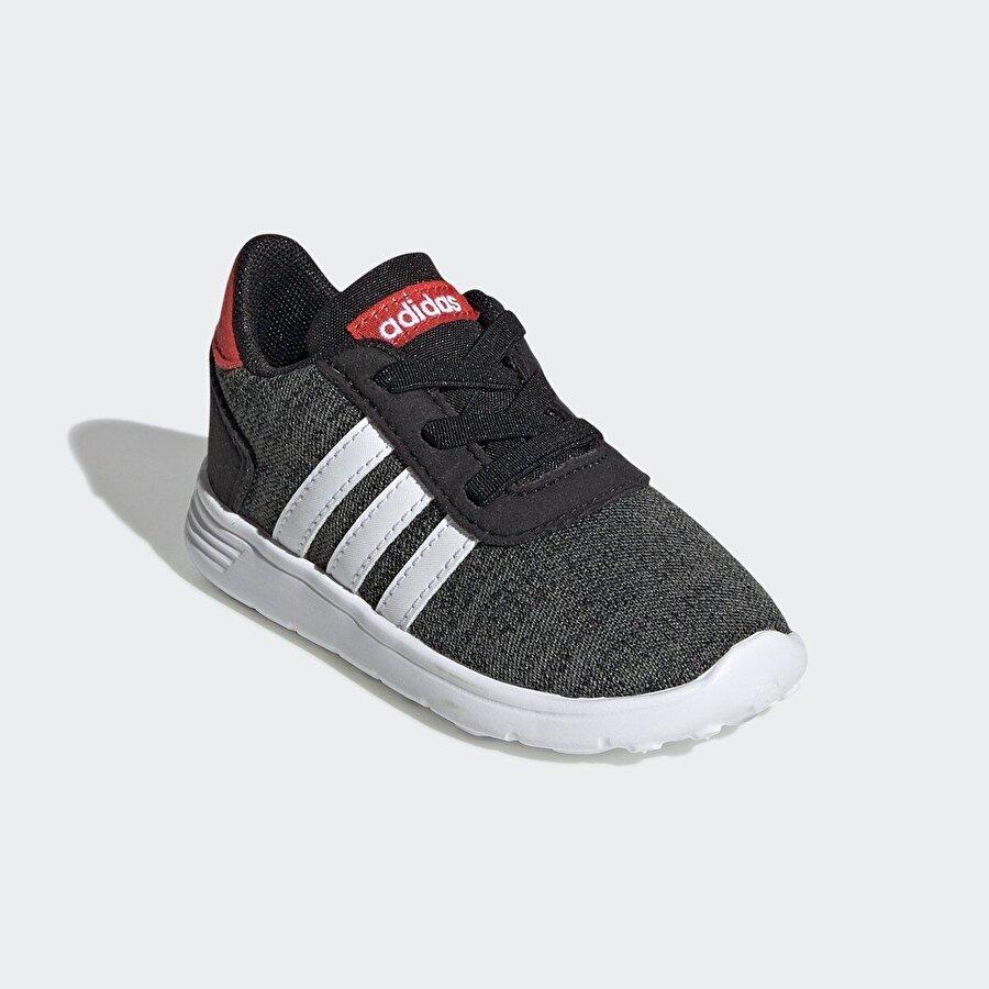 adidas LITE RACER INF Siyah Unisex Çocuk Koşu Ayakkabısı