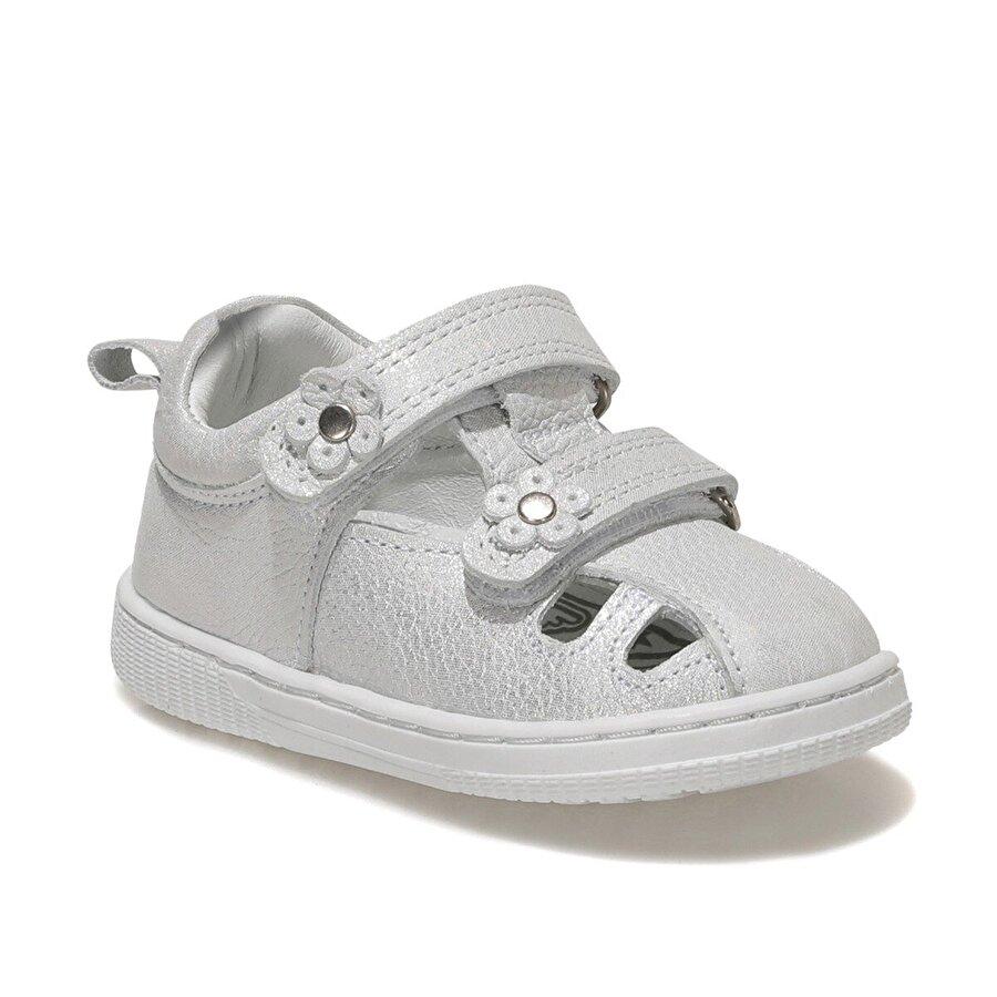 Polaris 615114.I1FX Beyaz Kız Çocuk Günlük Ayakkabı