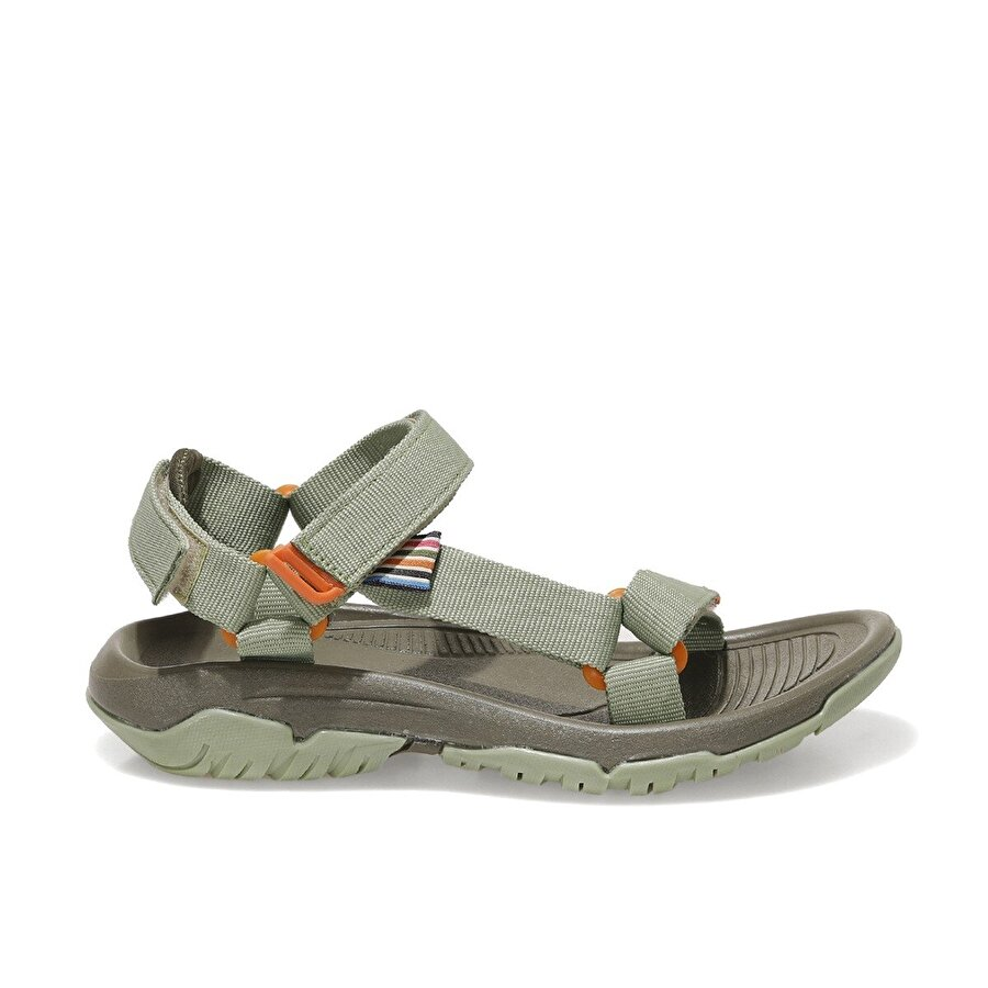 Butigo HAZEN 1FX Haki Kadın Spor Sandalet