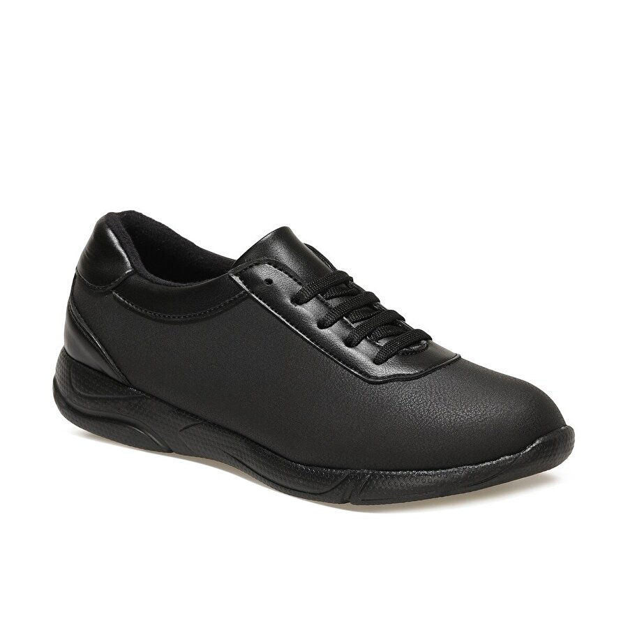 Travel Soft TRV920061 Siyah Kadın Sneaker Ayakkabı