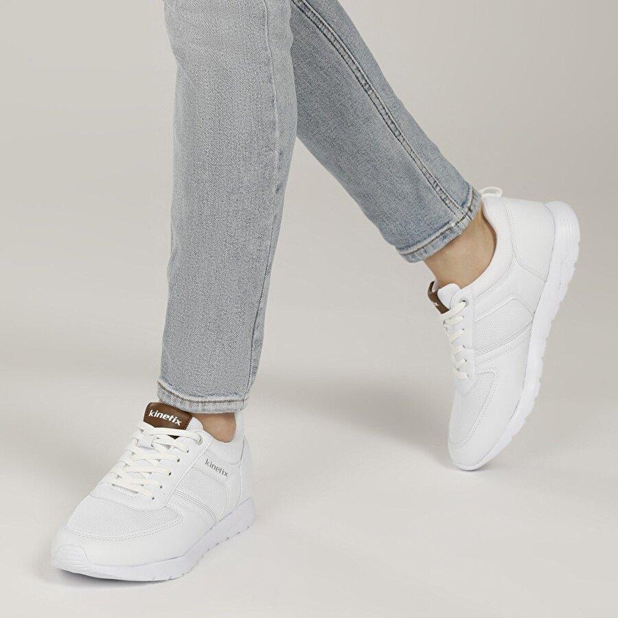 Kinetix CORDOVA 1FX Beyaz Erkek Sneaker