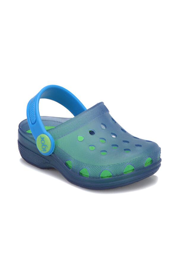Igor S10116 -Ö32 Mavi Erkek Çocuk Sandalet