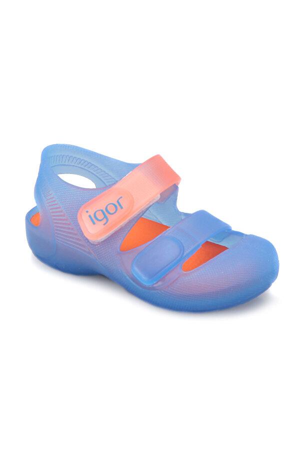 Igor Mavi Erkek Çocuk Sandalet