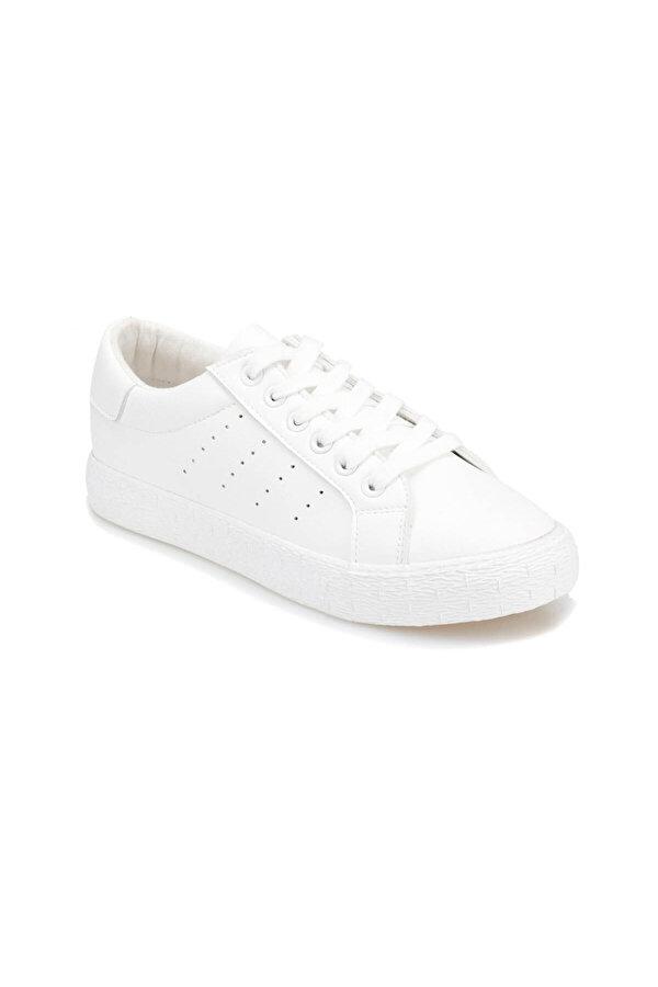 Kinetix POLIN Beyaz Kadın Sneaker Ayakkabı