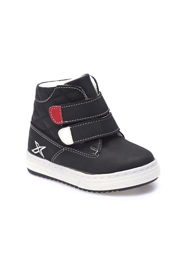 Kinetix LUKA Siyah Erkek Çocuk Sneaker