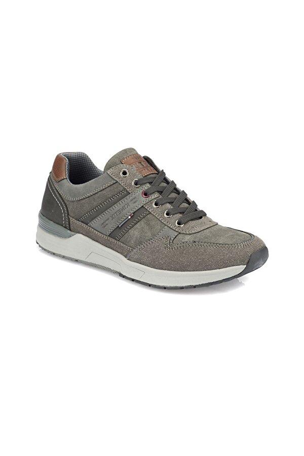 Kinetix ALF Gri Erkek Sneaker