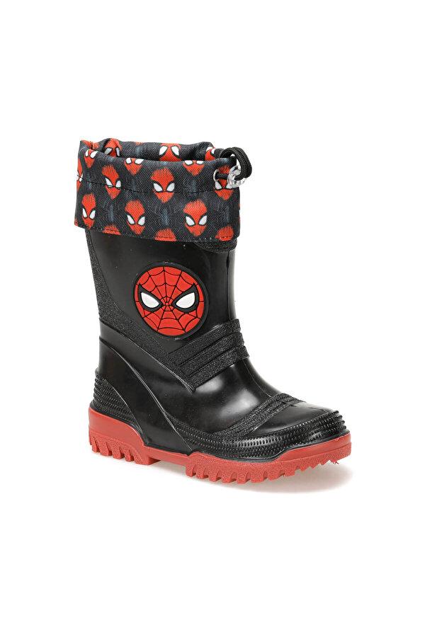 Spiderman KAFFI Siyah Erkek Çocuk Bot