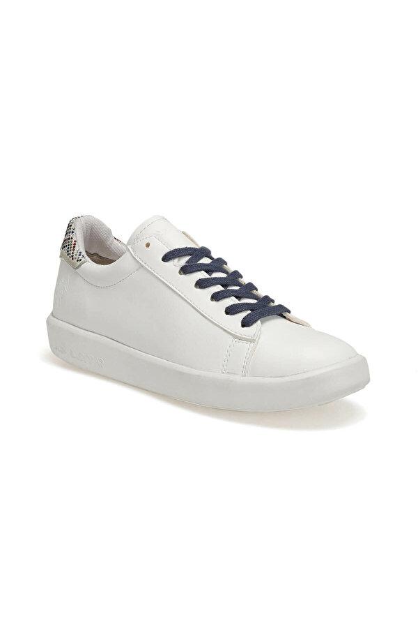 U.S. Polo Assn. ELITE Beyaz Kadın Sneaker Ayakkabı