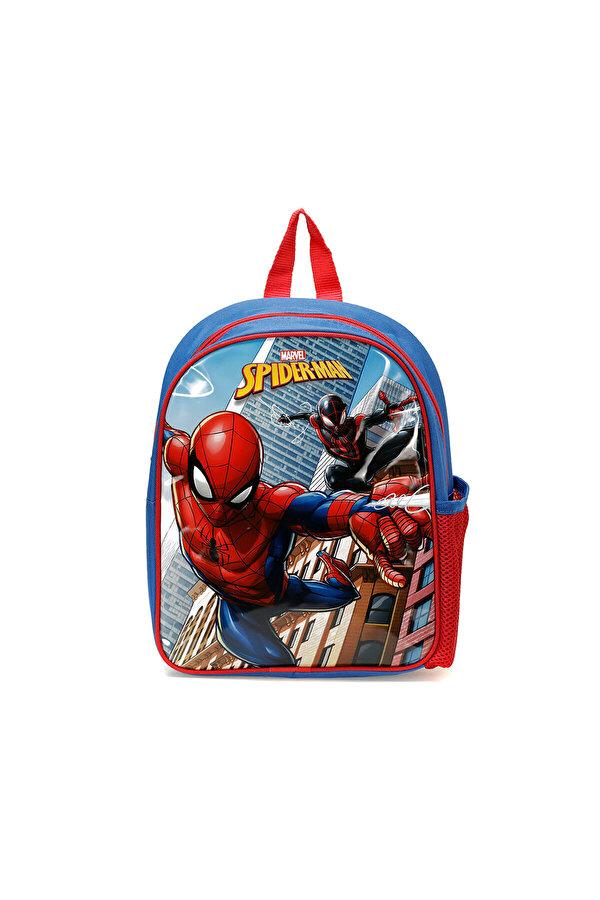 Spiderman 89803 Mavi Erkek Çocuk Okul Çantası
