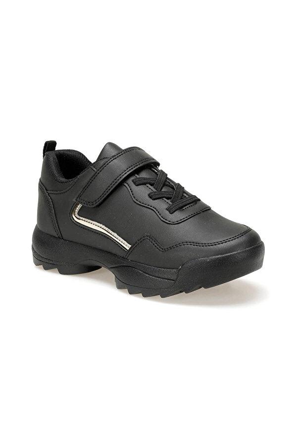 Torex FLORA  JR Siyah Kız Çocuk Sneaker