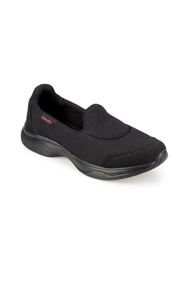 Kinetix AIDA Siyah Kadın Comfort Ayakkabı