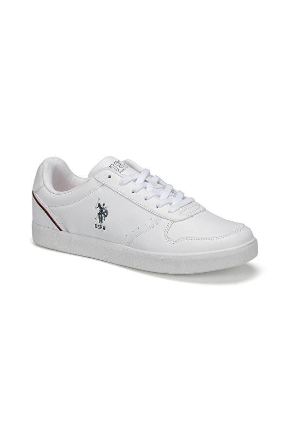 U.S. Polo Assn. U.S Polo Assn. JACKSON 9PR Beyaz Erkek Sneaker