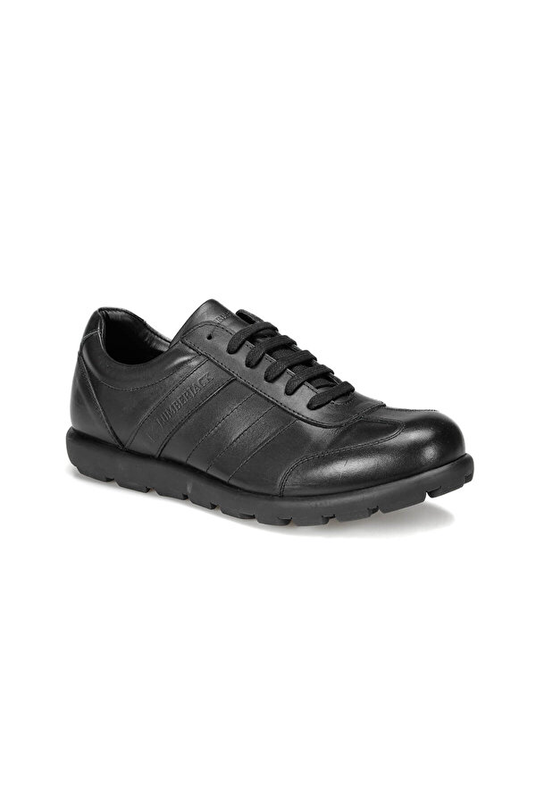 Lumberjack GRASSEM 9PR Siyah Erkek Sneaker Ayakkabı