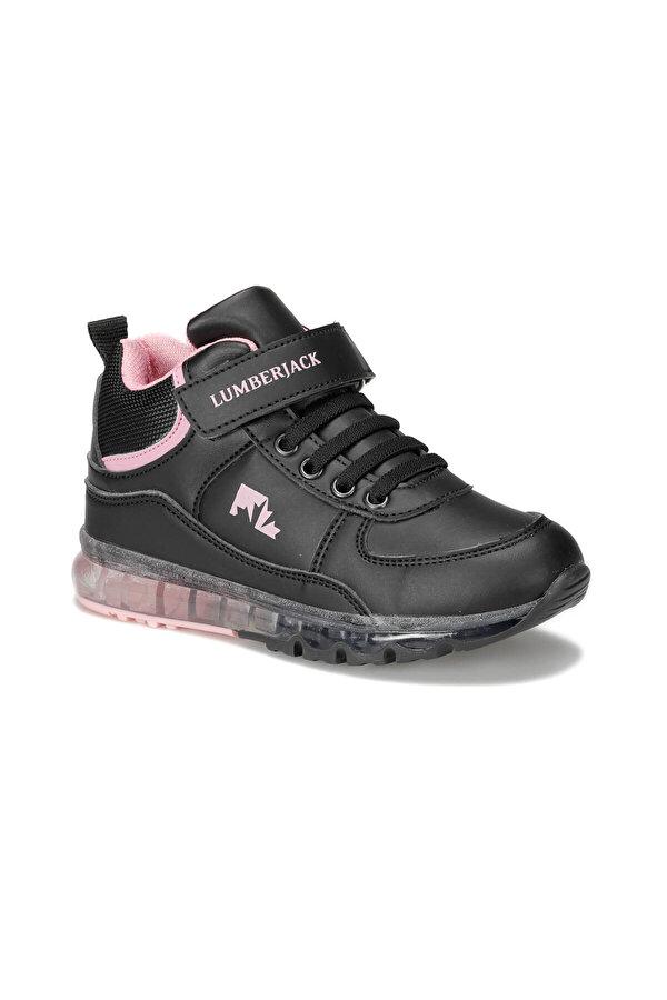 Lumberjack CAP HI 9PR Siyah Kız Çocuk Sneaker Hi