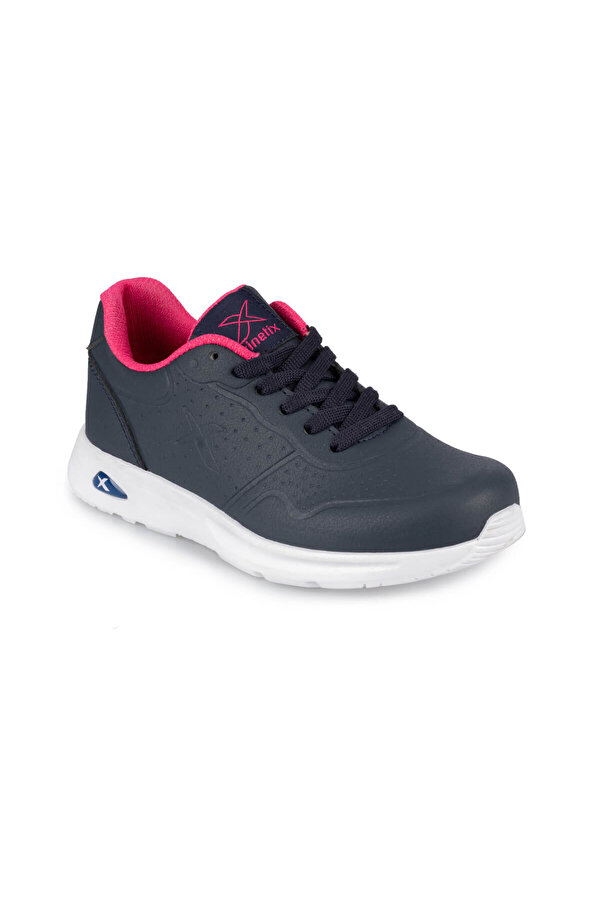 Kinetix BURUMA PU 9PR Lacivert Kız Çocuk Sneaker Ayakkabı