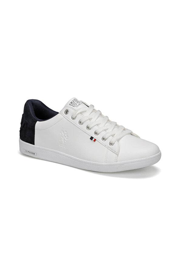 U.S. Polo Assn. U.S Polo Assn. PEDRO 9PR Beyaz Erkek Sneaker