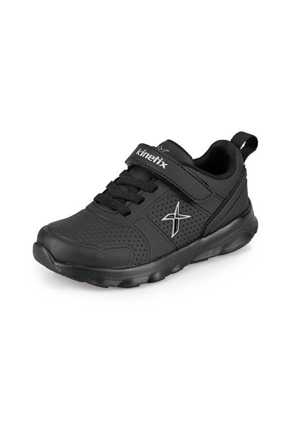 Kinetix ALMERA II J 9PR Siyah Erkek Çocuk Koşu Ayakkabısı