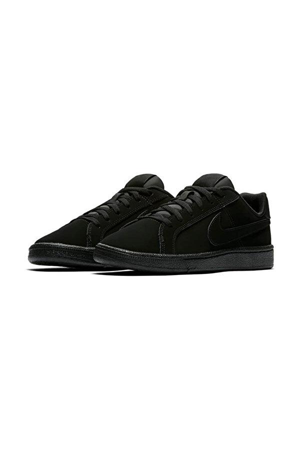 Nike COURT ROYALE (GS) Siyah Erkek Çocuk Sneaker