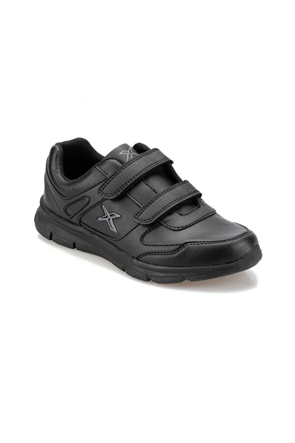 Kinetix ADUN II PU W 9PR Siyah Kadın Sneaker Ayakkabı