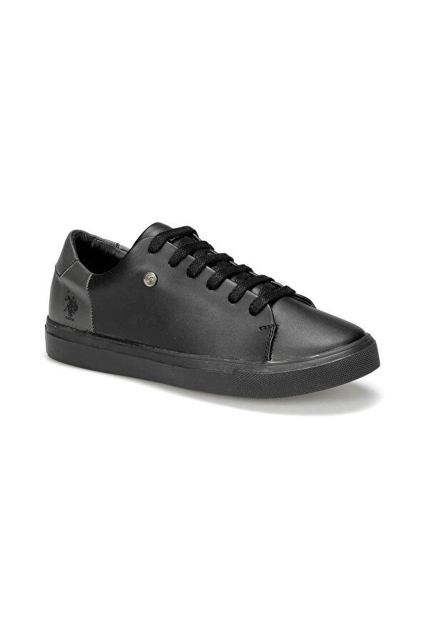U.S. Polo Assn. NORDES 9PR Siyah Kadın Sneaker Ayakkabı