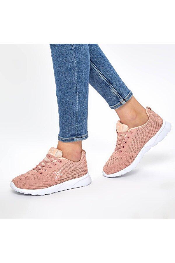 Kinetix FLUSE 9PR Pudra Kadın Sneaker Ayakkabı