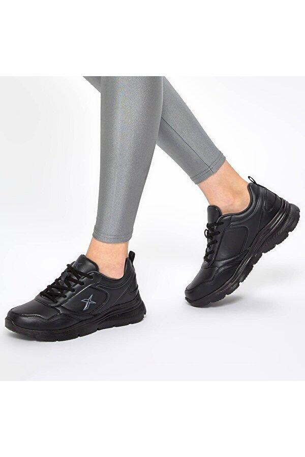 Kinetix SUOMY 9PR Siyah Kadın Sneaker