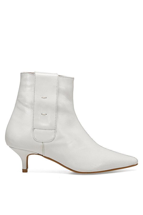 Nine West SHINE Beyaz Kadın Topuklu Bot
