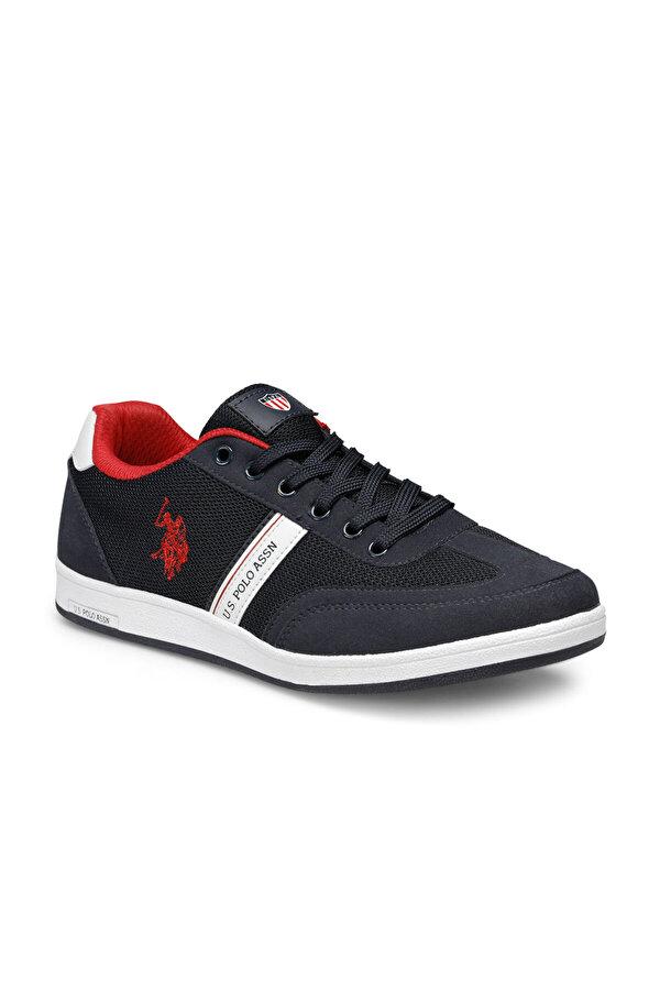 U.S. Polo Assn. U.S Polo Assn. KARES Lacivert Erkek Sneaker