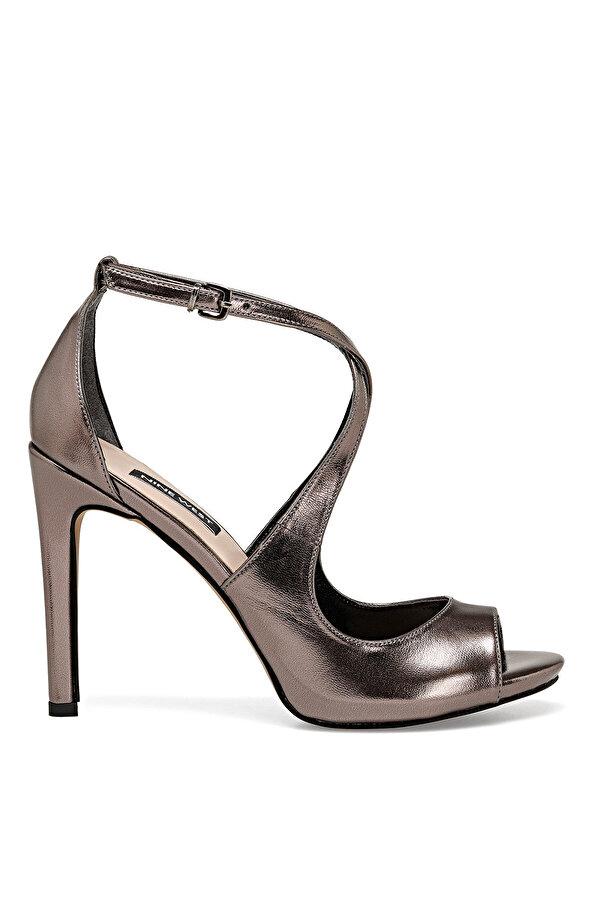 Nine West MILLA Gümüş Kadın Topuklu Ayakkabı