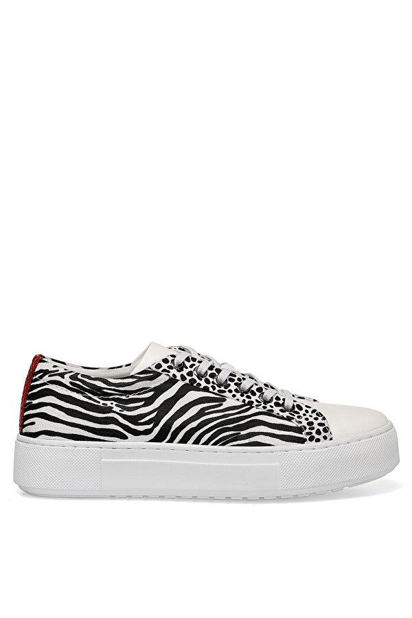 Nine West WARHOL Beyaz Kadın Sneaker Ayakkabı
