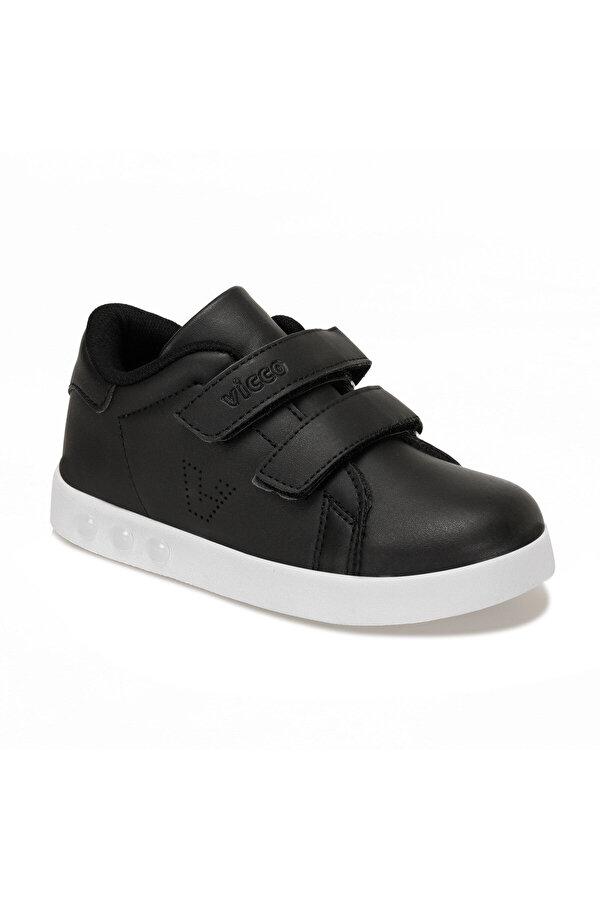 VICCO 313.B19K.100 Siyah Erkek Çocuk Yürüyüş Ayakkabısı