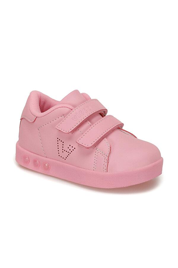 VICCO 313.P19K.100-06 Pembe Kız Çocuk Yürüyüş Ayakkabısı