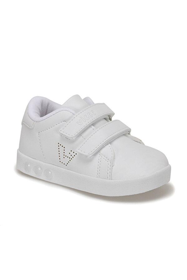 VICCO 313.B19K.100 Beyaz Unisex Çocuk Yürüyüş Ayakkabısı
