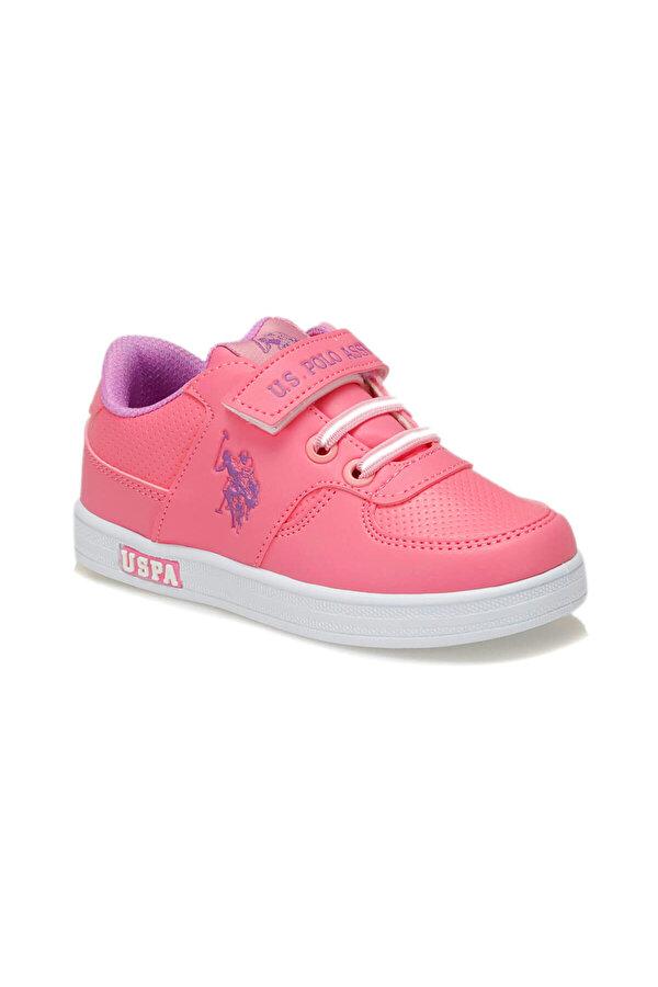 U.S. Polo Assn. CAMERON Pembe Kız Çocuk Sneaker