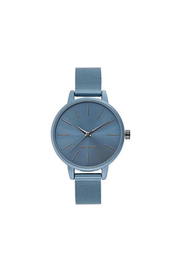 Nine West NW/2281BLBL Mavi Kadın Saat