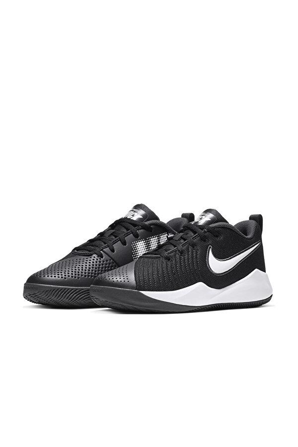 Nike TEAM HUSTLE QUICK 2 (GS) Siyah Erkek Çocuk Basketbol Ayakkabısı