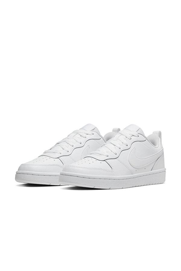 Nike COURT BOROUGH LOW Beyaz Kadın Sneaker