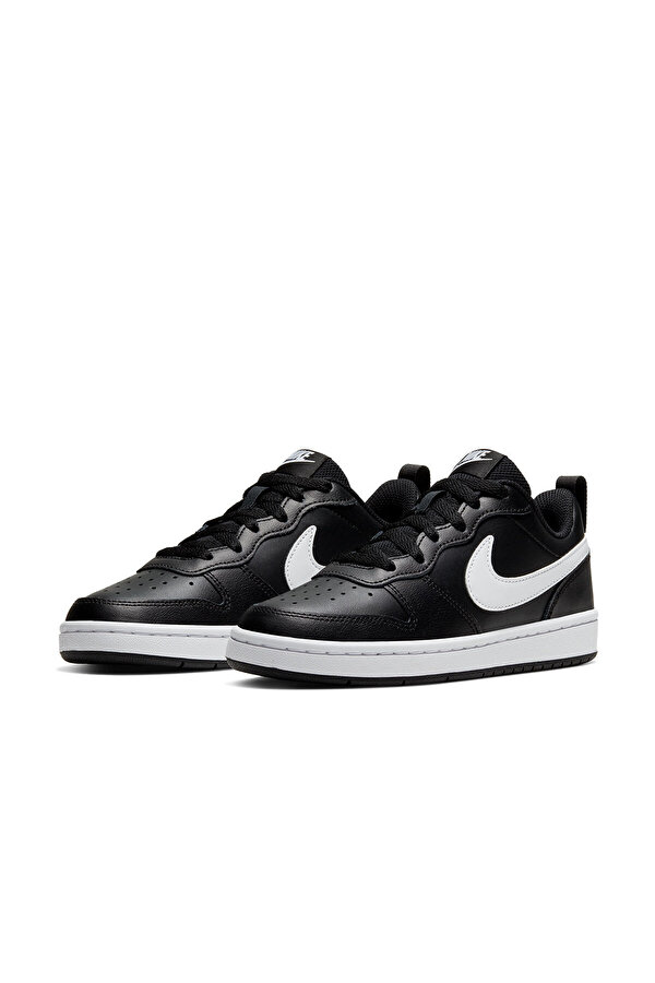 Nike COURT BOROUGH LOW 2 Siyah Erkek Çocuk Sneaker