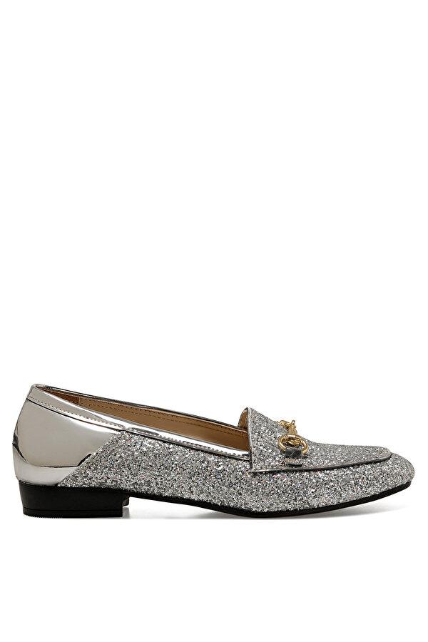 Nine West FURY Gümüş Kadın Loafer