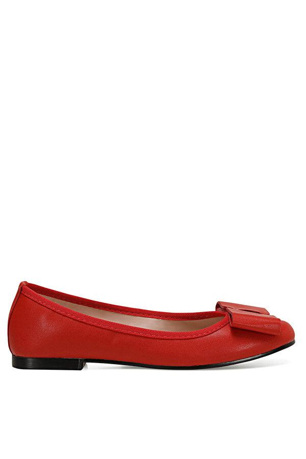 Nine West RIWA Kırmızı Kadın Babet