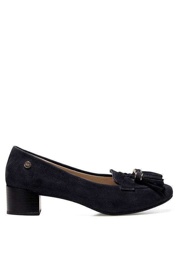 Nine West MOSSE Lacivert Kadın Klasik Topuklu Ayakkabı
