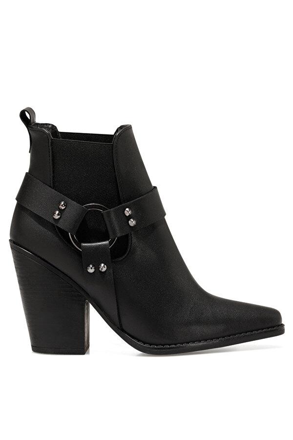 Nine West POLINA2 Siyah Kadın Topuklu Bot