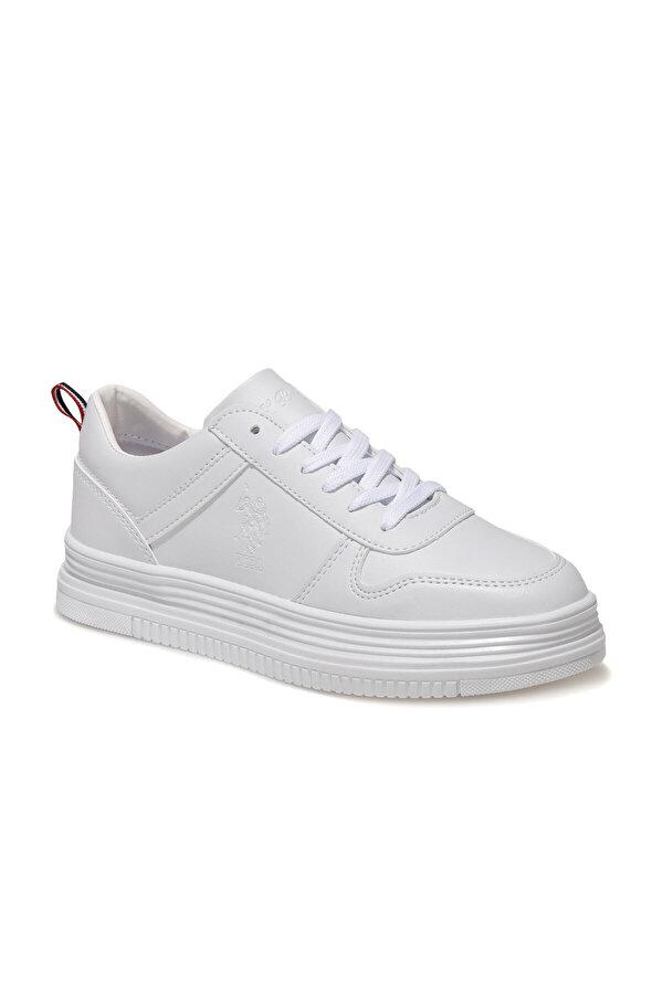 U.S. Polo Assn. U.S Polo Assn. SURI 1FX Beyaz Kadın Sneaker