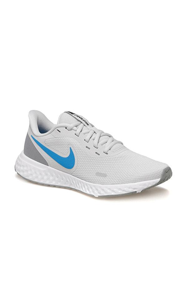 Nike REVOLUTION 5 Gri Erkek Koşu Ayakkabısı
