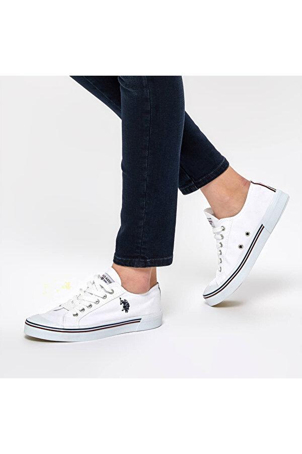 U.S. Polo Assn. U.S Polo Assn. PENELOPE Beyaz Kadın Sneaker