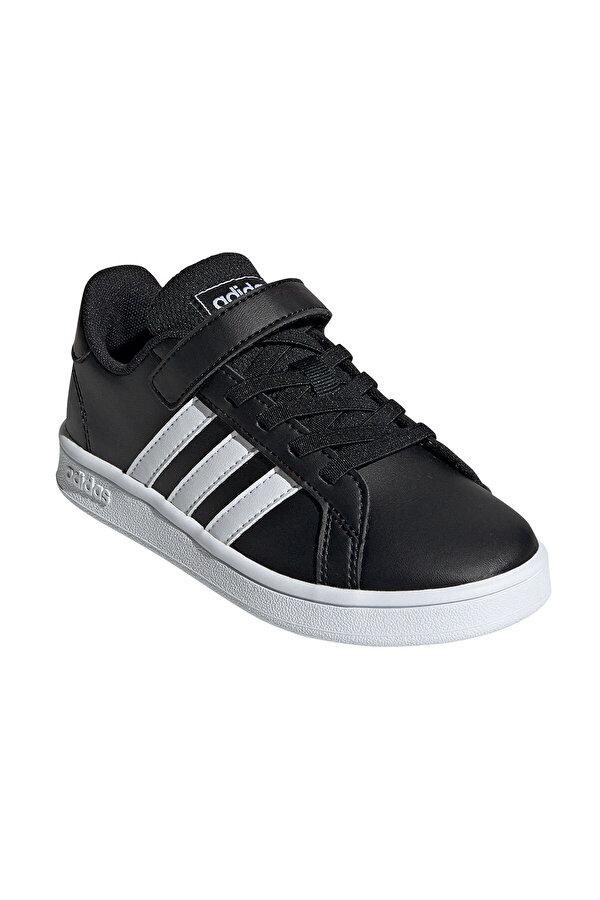 Adidas GRAND COURT Siyah Unisex Çocuk Sneaker